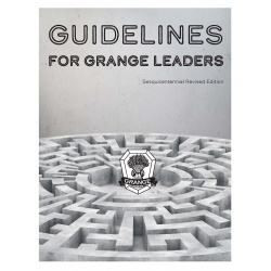 Guidelines for Grange Leaders  (Sesquicentennial Revised Edition )