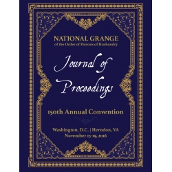 Journal of Proceedings 2016