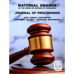 Journal of Proceedings 2017